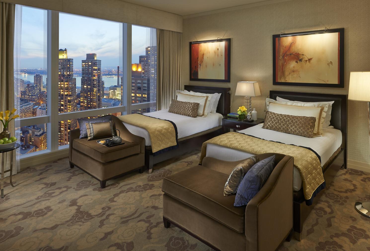 hoteles con vistas en Nueva York